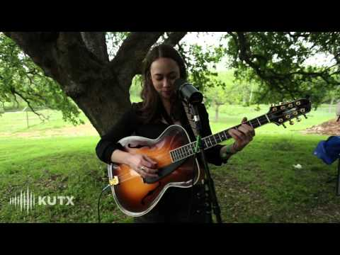 "Sarah Jarosz - ""House of Mercy"" (Old Settler's Pop-Up Session)"