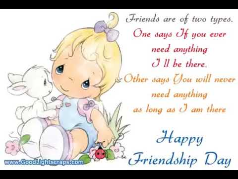 Friendship wallpaper