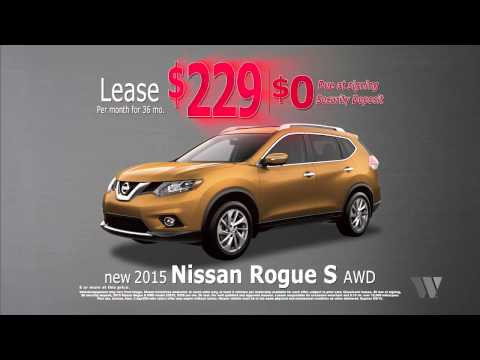 Jeff Wyler Kings Nissan - Lease a New Nissan Rogue Columbus OH