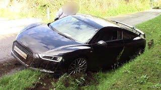 CRAZY CAR FAIL COMPILATION, STUPID DRIVING FAILS AUGUST 2017
