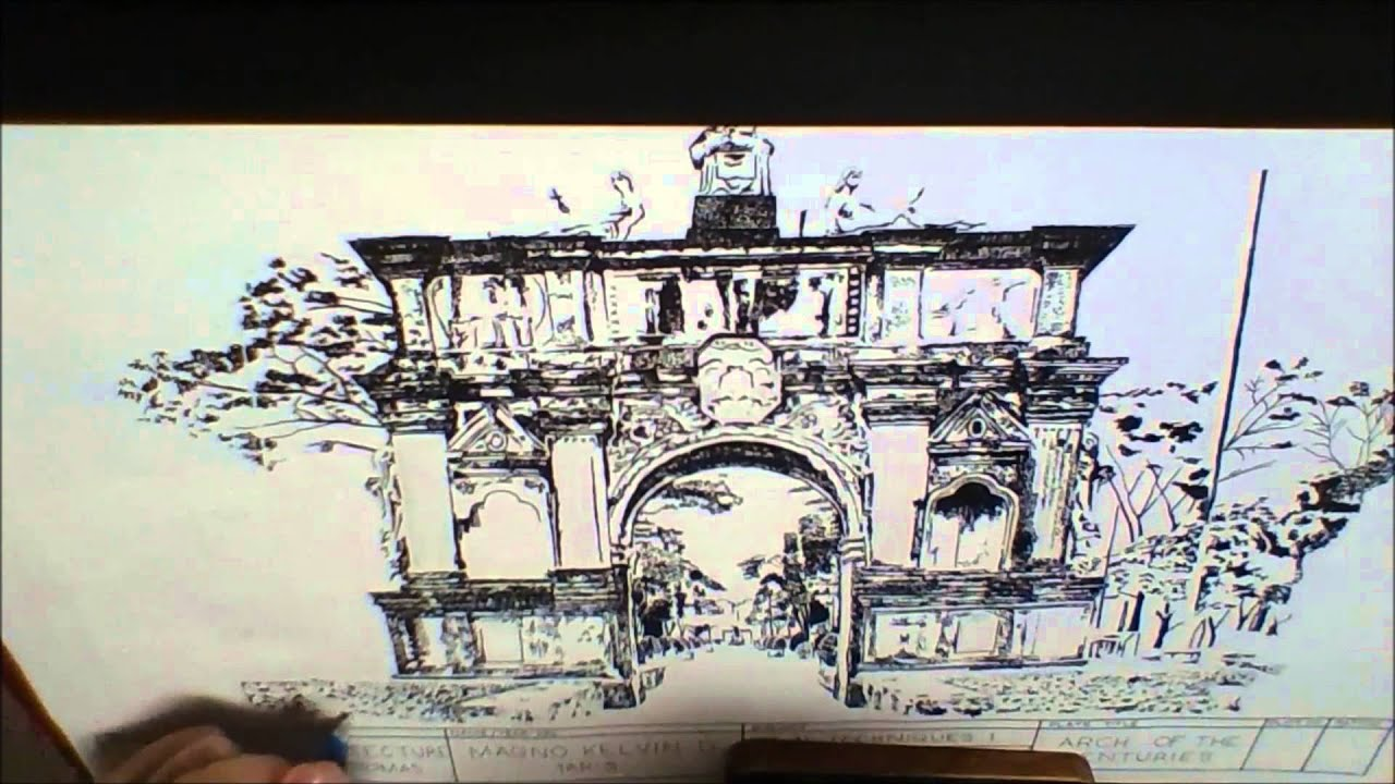 Time Lapse Of Ust S Arch Of The Centuries Youtube