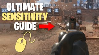 Ultimate Sensitivity Guide for Apex Legends (How to Aim Better)