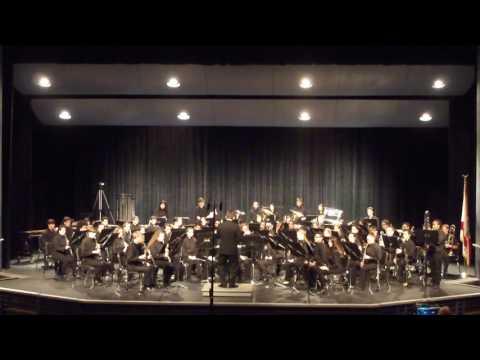 The 2017 Viera High School Concert Band MPA