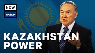 How Powerful Is Kazakhstan? | NowThis World