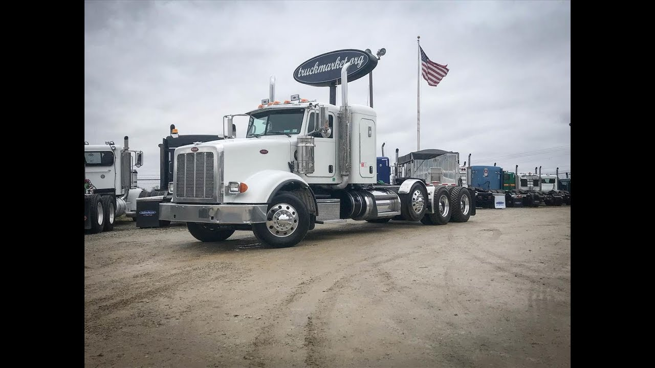 2014 Peterbilt 367 Sleeper