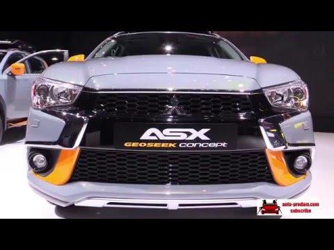 Mitsubishi ASX 2017, Mitsubishi L200 2017, Mitsubishi Mirage G4 2017, Mitsubishi Outlander 2017