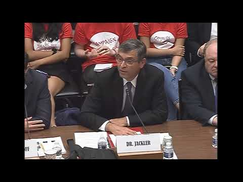 Dr. Jackler Testifies About Vaping Company Juul's Marketing Strategy