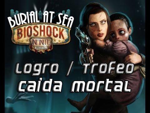 Bioshock Infinite: Panteón Marino Ep.2 - Logro / Trofeo Caída mortal (Dead Drop)