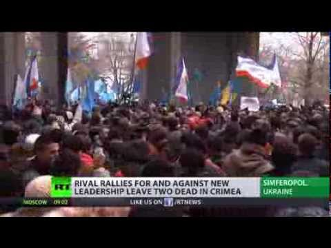Simferopol 2014-02-26 riots