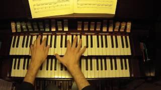 Léon Boëllmann - Suite Gothique (M. Gabba - G. Gandini organ LIVE recording)