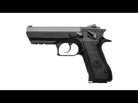 NRA Gun of the Week: Israel Weapon Industries Jericho 941 FS Handgun