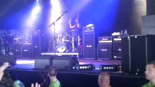Halestorm Drum Solo Download 2010 + band Drum session