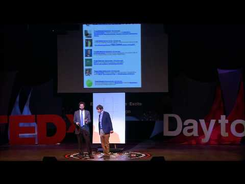 Successful collaboration | Stephen & Joel Levinson | TEDxDayton