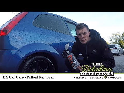 Fallout Remover by DA Car Care - Product Review