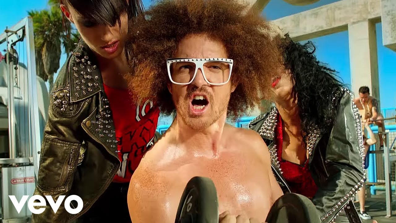 Lmfao Sexy And I Know It Official Video Youtube