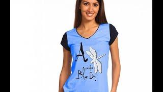Комплект из футболки и бридж от интернет магазина ModaLada.Ru(, 2016-08-03T14:55:57.000Z)