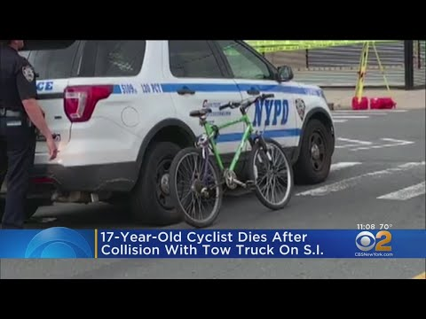 2 Cyclists Killed In NYC