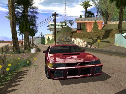 GTA san andreas with GTA 5 graphics - (GTA san andreas GTA 5 mod)
