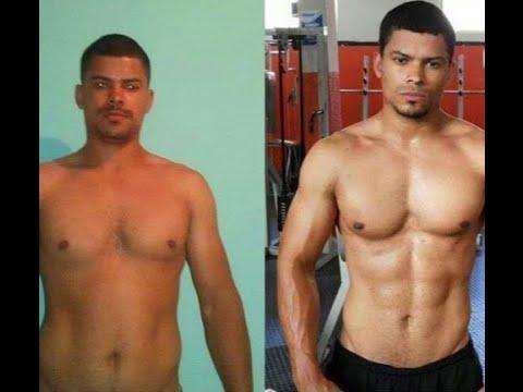 stanozolol corpo antes e depois