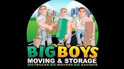 Big Boys Moving and Storage Company Florida