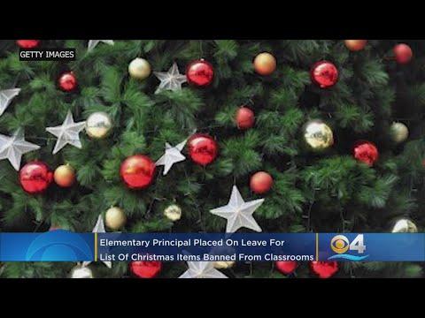 Fishhead - Nebraska Principal On Leave After Banning Christmas