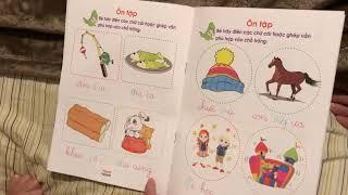 Reading Vietnamese with Jason ( be tap ghep van)
