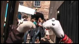 A-Z of the Fringe: Q - Scottish Falsetto Sock Puppet Theatre