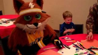 Tulsa Shock Kids