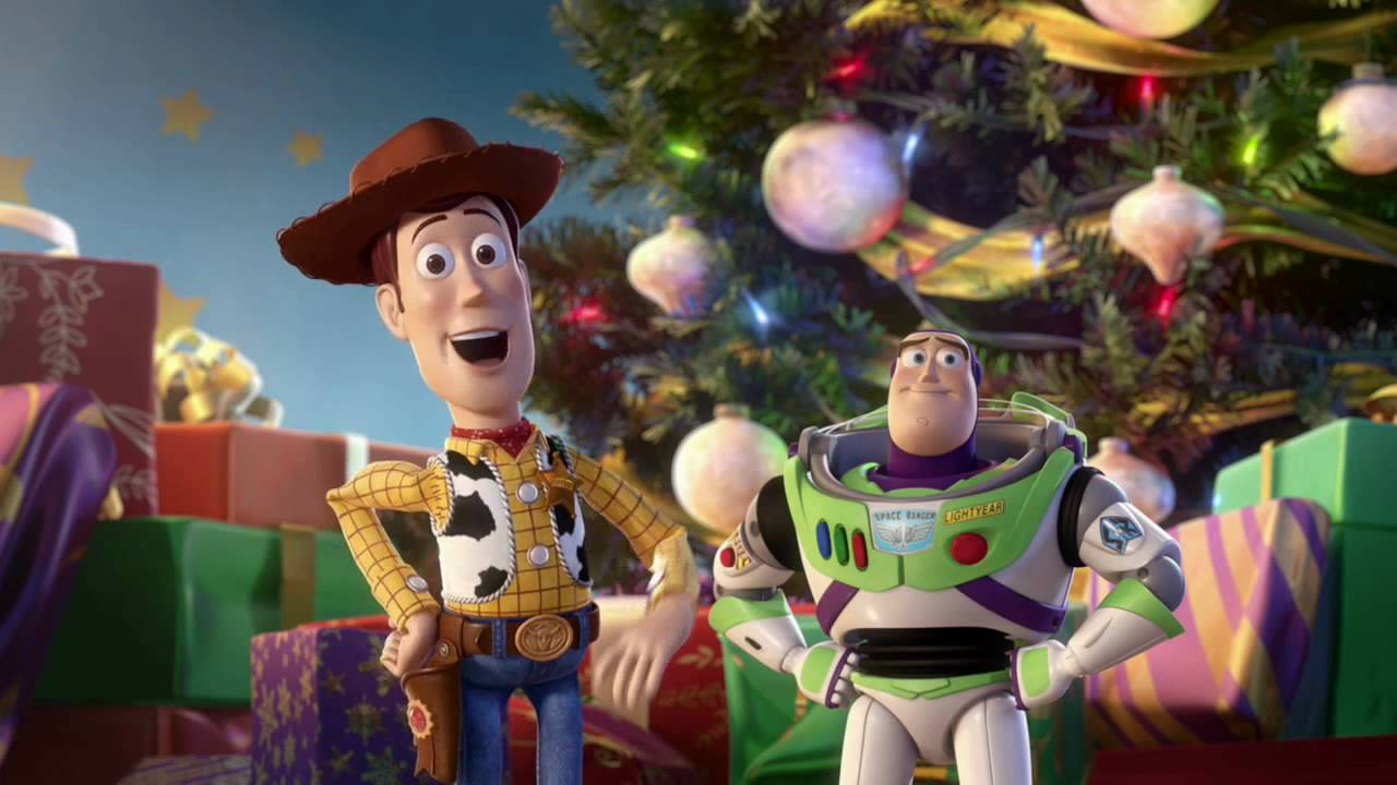 Toy Story Holidays : Toy story holiday greetings hd youtube
