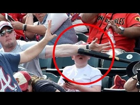 """Craziest """"Saving Lives"""" Moments in Sports History"""