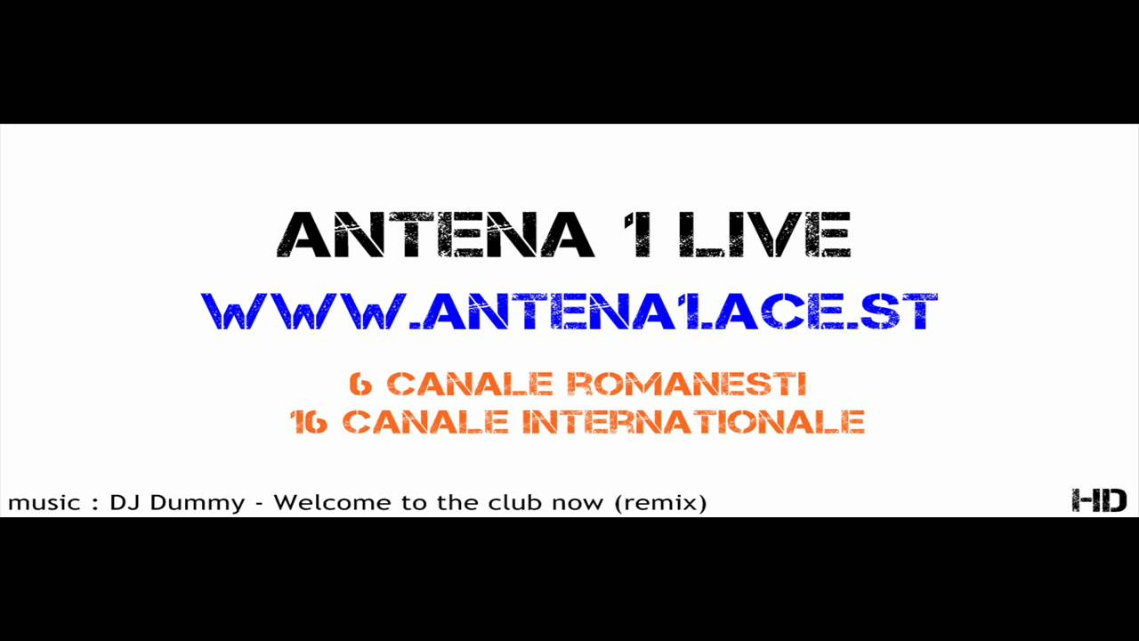 Antena 1 live hd site youtube for Antena 3 online gratis
