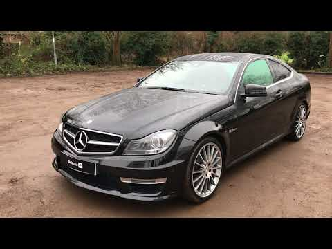 2014 Mercedes C63 AMG Coupe For Sale at Master Car Sales in Hitchin Hertfordshire