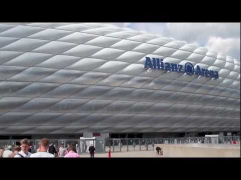 The Allianz Arena, Munich, Germany - 2nd July, 2011
