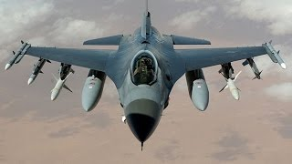 DREAM JOB FLYING !!! US Air Force F-16 Aircraft Pilot Documentary