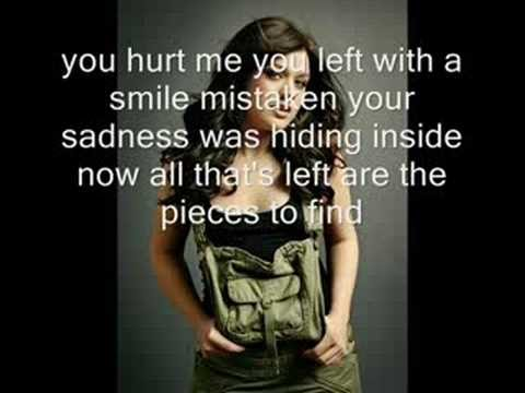 Haunted - Kelly Clarkson - Lyrics included
