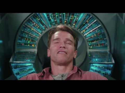 "Arnold Schwarzenegger ""Turn The Oxygen On"""