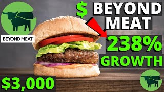 Why Beyond Meat Stock Is A Buy!