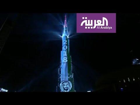 في دبي.. عرض مذهل في رأس السنة