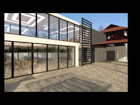 Proposed bungalow join bridge at country height kajang malaysia interior my