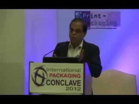 Vijay Bhujle,  Intertek India At International Packaging Conclave, Greater Noida- PackPlus 2012