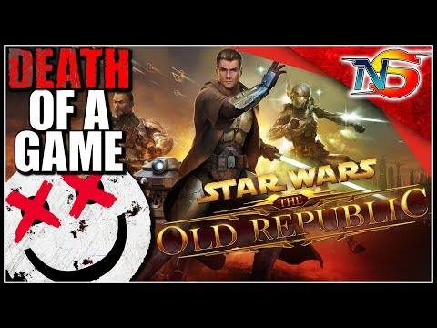 Death of a Game: Star Wars – The Old Republic