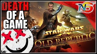 Death of a Game: Star Wars - The Old Republic