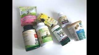 """IHERB: Витамины и добавки для кошек. Результаты """"До"""" и """"После"""" - Видео обзор"""