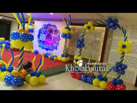 khoobsurat event  birthday at pinnacle hotel