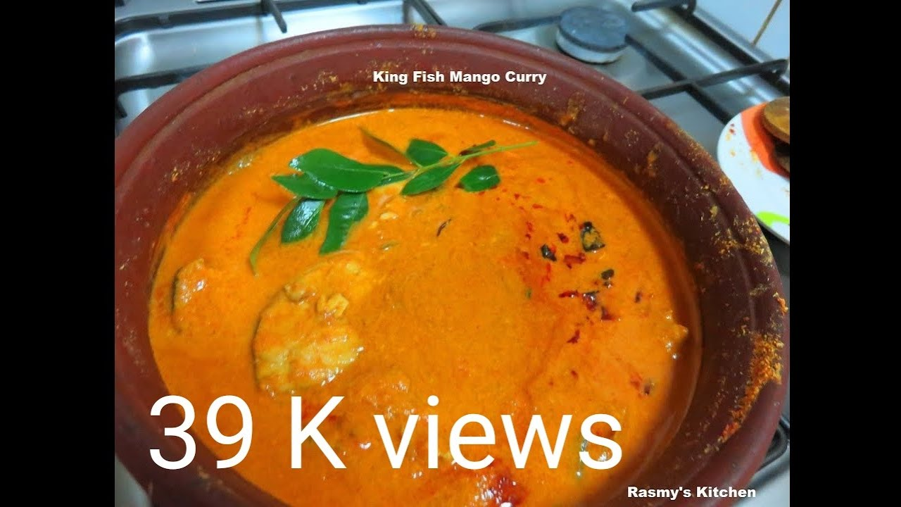 Easy king fish curry recipes