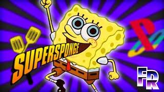 FR: SpongeBob SuperSponge for PS1