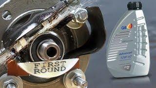 Q8 Formula Advanced 10W40 Jak skutecznie olej chroni silnik?