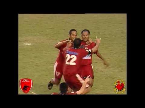 Babak 2 Final Ligina VI 2000 (PSM Makassar vs PKT Bontang)