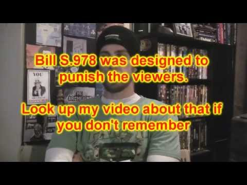 The Stop Online Piracy Act and The Protect IP Act Are Bad News. **CENSORED RE-UPLOAD**