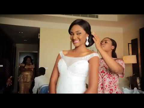 Nana Kwame & Erica #purpletwirlwedding